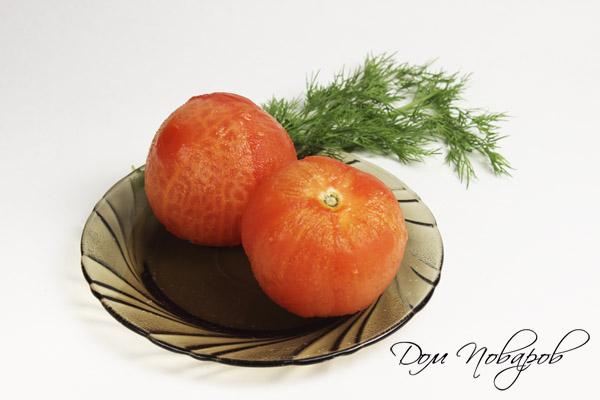 помидоры без кажуры
