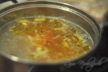 Зажарка для супа