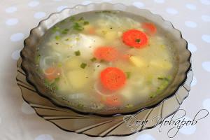Вкусный куриный суп с вермишелью — простой рецепт