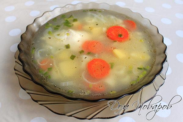 как приготовить вкусный куриный суп рецепт