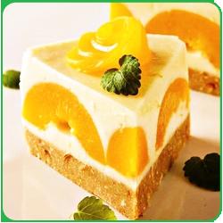 Йогуртовый торт с абрикосом