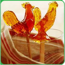 Как сделать леденцы из сахара
