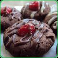 Имбирно шоколадное печенье