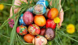 Красим яйца на пасху — 17 способов