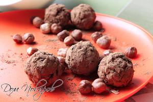 Домашние конфеты из сухофруктов и орехов