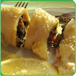 Салаты из свежих кальмаров рецепты 131
