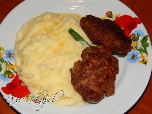 Картофельное пюре – рецепт приготовления нежного и воздушного гарнира