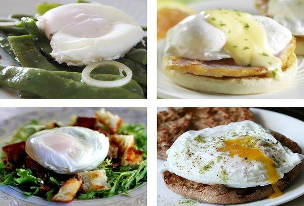 бутерброды с яйцами