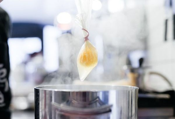 Современный метод варки яиц пашот