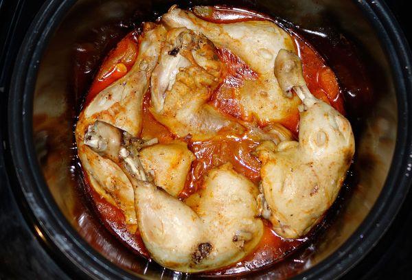 приготовление куриного мяса