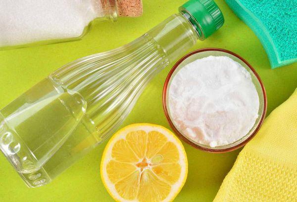 сода лимон уксус
