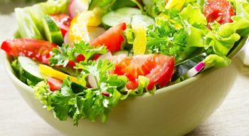 Условия и сроки хранения салатов