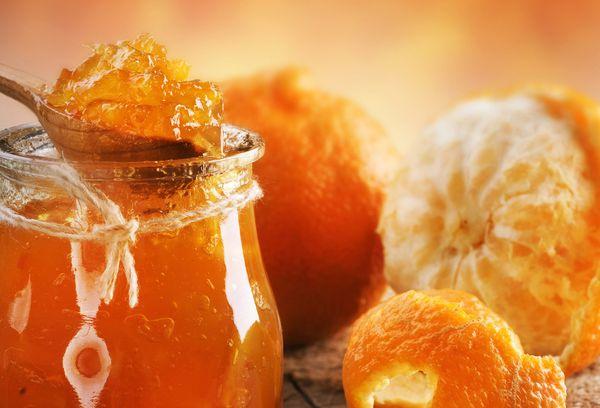 Апельсиново-мандариновое варенье