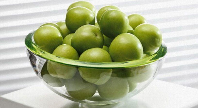 Как варить компот из алычи