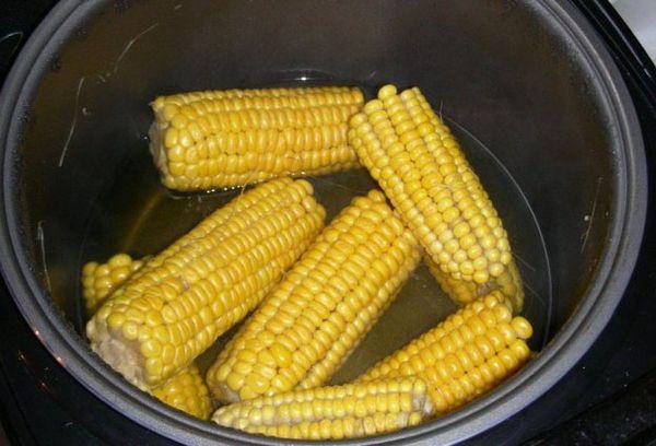 кукуруза в скароварке