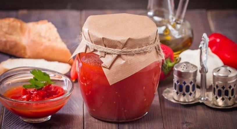 Как варить томат?