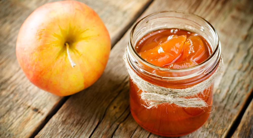 Как варить яблочное варенье