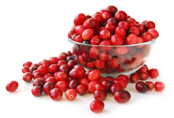 плоды клюквы