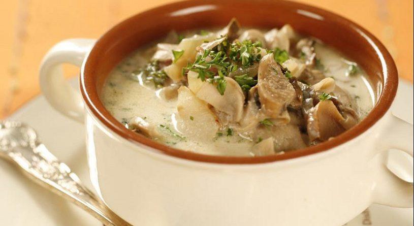 Сколько варить боровики в супе