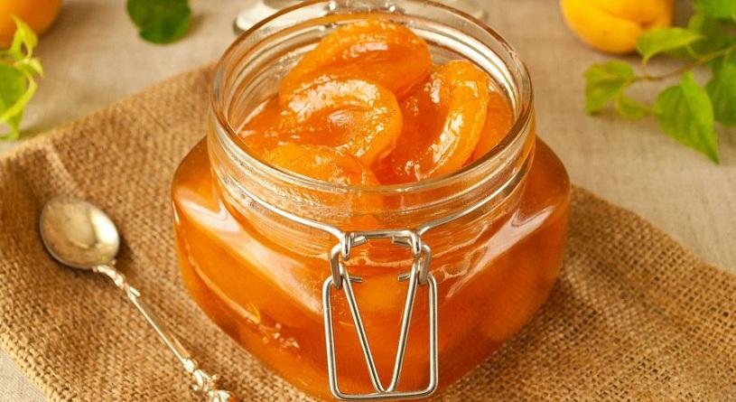 Как варить абрикосовое варенье дольками
