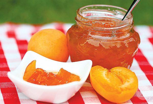 абрикосовое варенье без воды