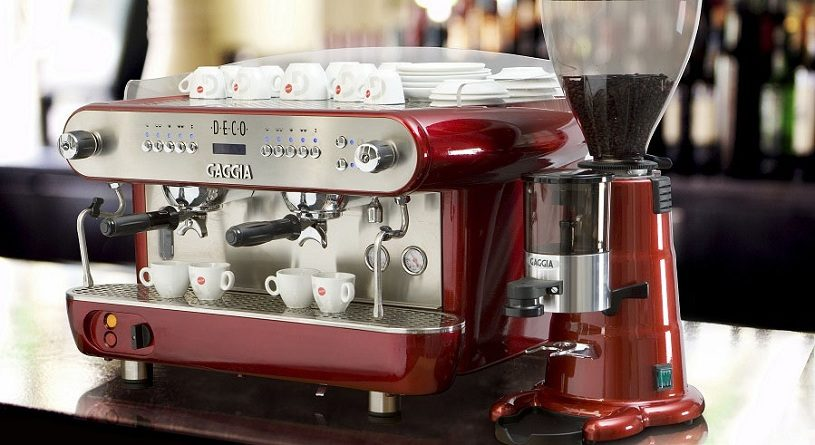 Чистка кофемашины