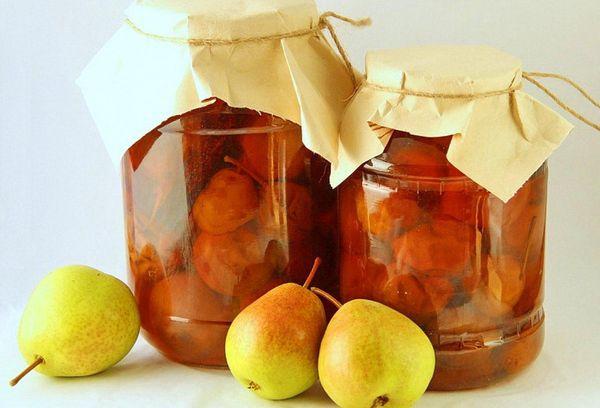 Как варить грушевое варенье: традиционные и необычные варианты