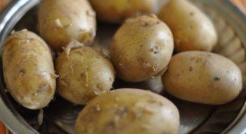 Как варить картошку для окрошки
