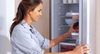 Поглотитель запаха в холодильнике