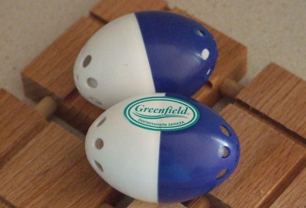 Поглотитель запаха Greenfield для холодильника