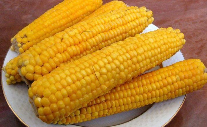 Сколько варить кукурузу в пароварке