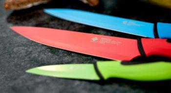 Как поточить керамический нож в домашних условиях