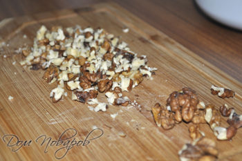 Орехи грецкие измельченные