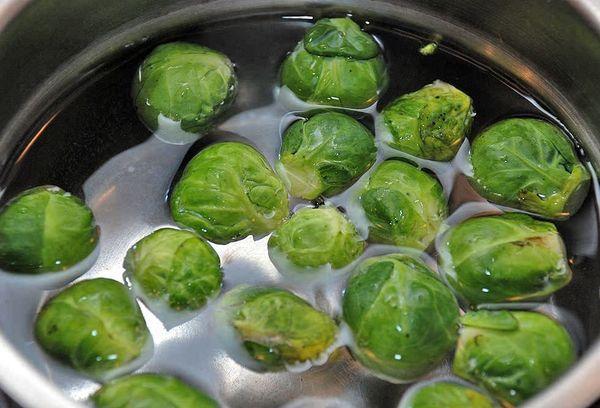 Как приготовить брюссельскую капусту замороженную вкусно