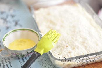 Закрытый пирог для выпекания в духовке