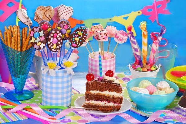 Праздничные сладости