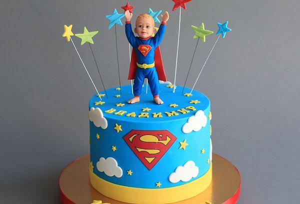 Торт для годовалого мальчика