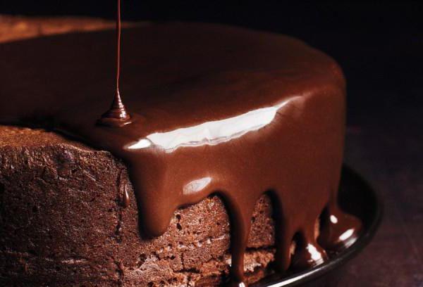 Глазурь на торт