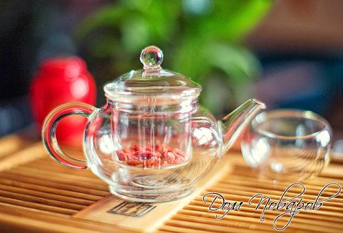Чай с ягодами годжи – как готовить и пить