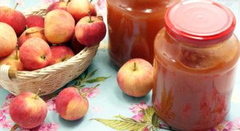 Как сварить яблочный джем