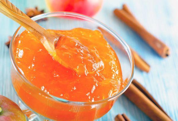 конфитюр из яблок с цитрусами
