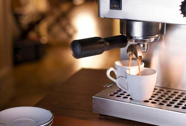 Электрическая кофе-машина