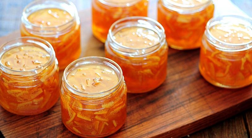 Как варить варенье из апельсинов