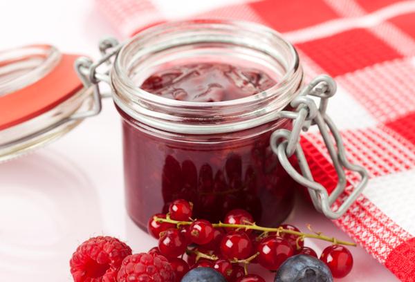варенье из ягоды красной смородины