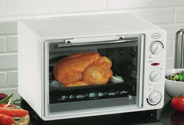 курица в микроволновой печи