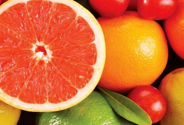 Тропический грейпфрут