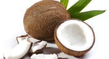 Как чистить кокос от скорлупы