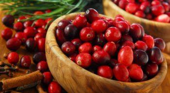 Как сварить компот из клюквы