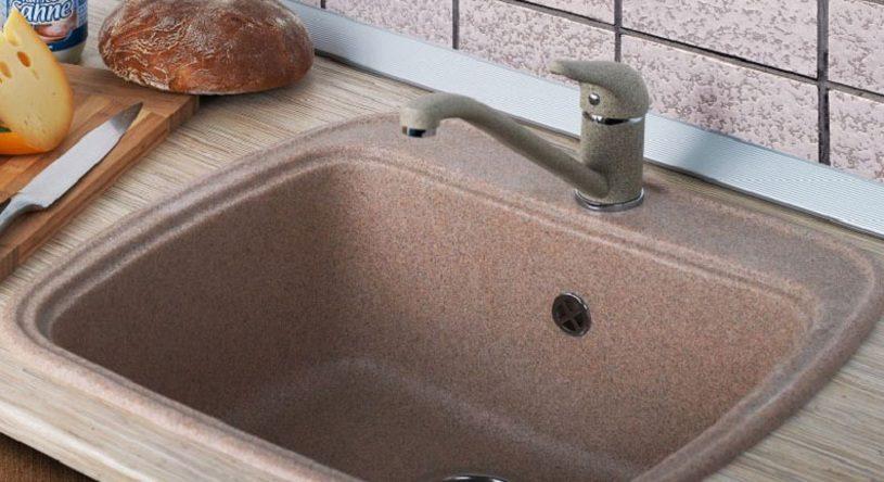 Как и чем чистить мойку из искусственного камня