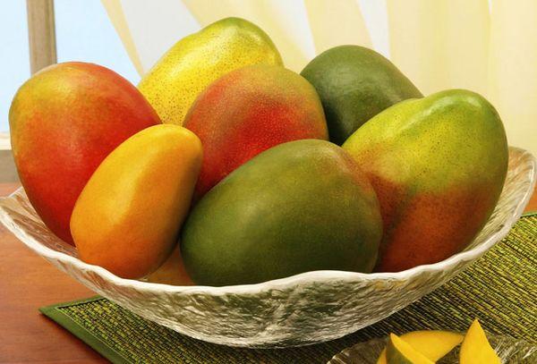 Манго и авокадо